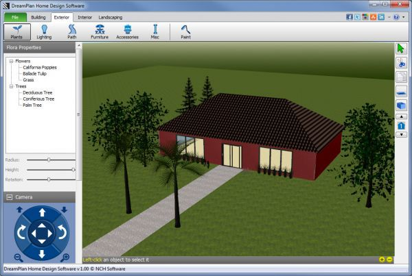 Vorschau DreamPlan Home Design Software - Bild 1