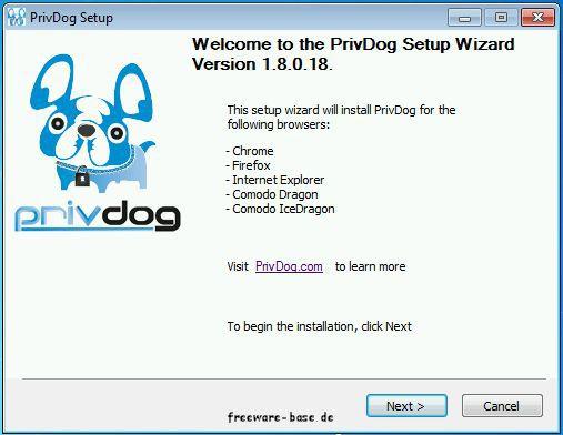 Vorschau PrivDog - Bild 1