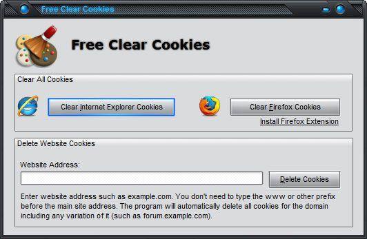 Vorschau Free Clear Cookies - Bild 1