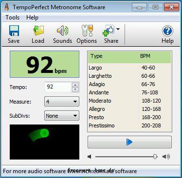 Vorschau TempoPerfect Computer Metronome - Bild 1