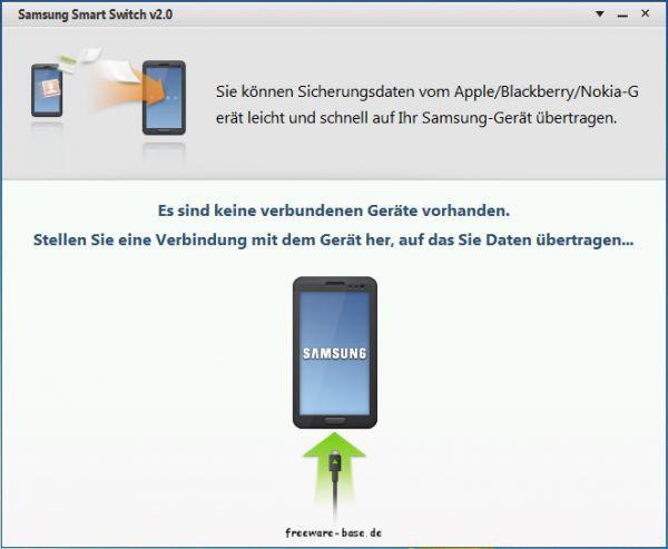 Vorschau Samsung Smart Switch - Bild 1