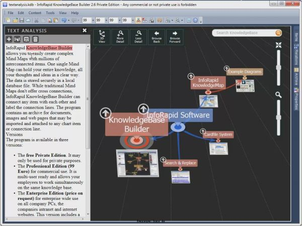 Vorschau InfoRapid KnowledgeBase Builder - Bild 1