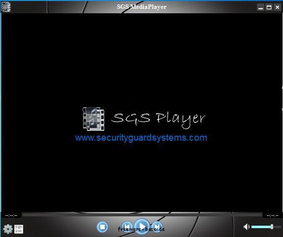 Vorschau SGS VideoPlayer Free - Bild 1