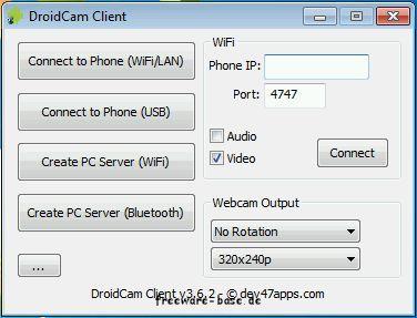 Vorschau DroidCam - Bild 1