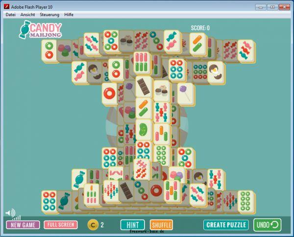 Vorschau Candy Hourglass Mahjong - Bild 1