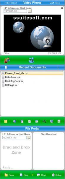 Vorschau SSuite Communication Sidebar - Bild 1