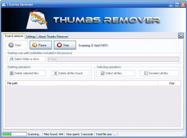 Vorschau Thumbs Remover - Bild 1