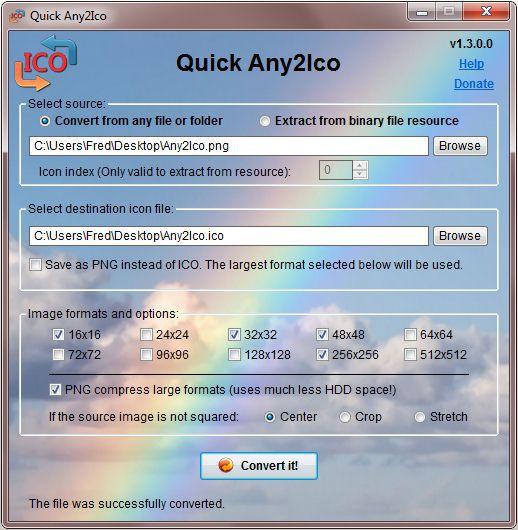 Vorschau Quick Any2Ico - Bild 1