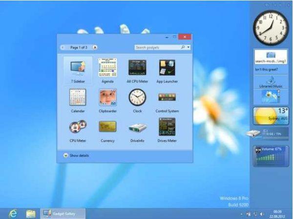 Vorschau 8GadgetPack - Bild 1