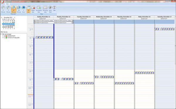 Vorschau SQL Job Manager - Bild 1