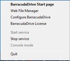 Vorschau BarracudaDrive - Bild 1