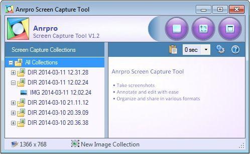 Vorschau Anrpro Screen Capture Tool - Bild 1