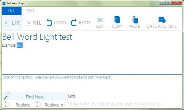 Vorschau Bell Word Light - Bild 1