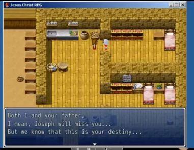 Vorschau Jesus Christ RPG - Bild 1