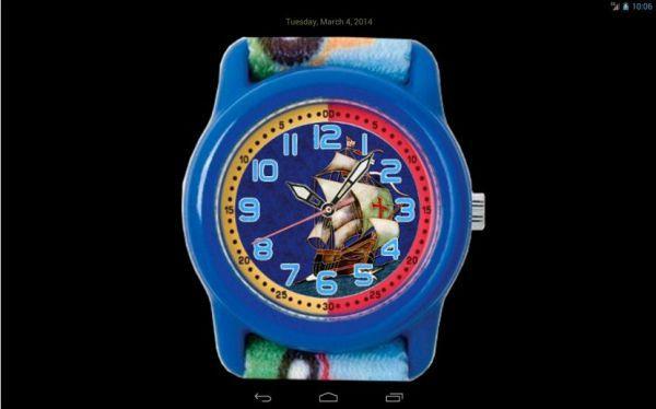 Vorschau ZhClock2D for Android - Bild 1