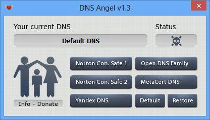 Vorschau DNS Angel - Bild 1