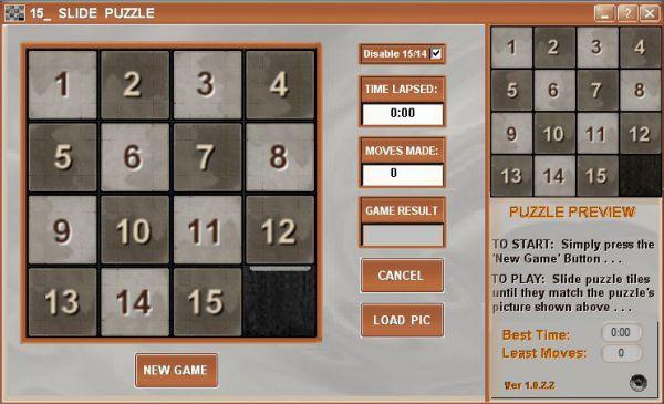 Vorschau 15 Slide Puzzle - Bild 1