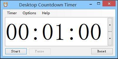 Vorschau Desktop Countdown Timer - Bild 1