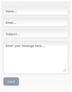 Vorschau PHP Contact Form - Bild 1