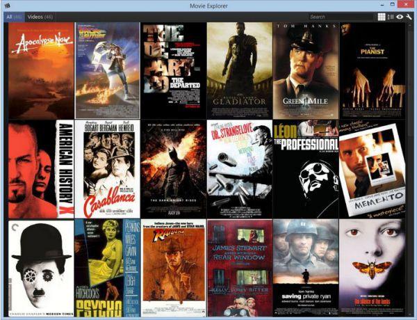 Vorschau Movie Explorer - Bild 1