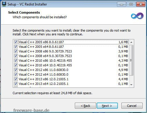 Vorschau McRip VC Redist Installer - Bild 1