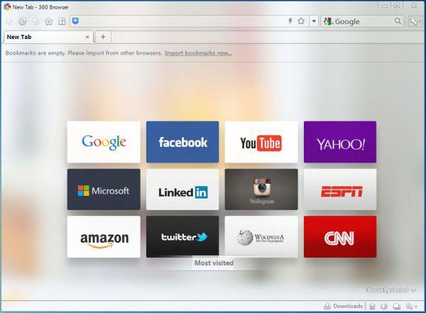 Vorschau 360 Browser - Bild 1