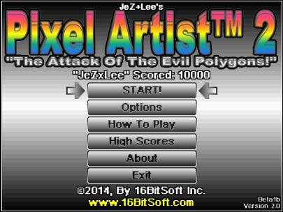 Vorschau JeZxLees Pixel Artist - Bild 1
