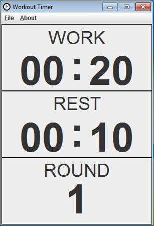 Vorschau Workout Timer - Bild 1