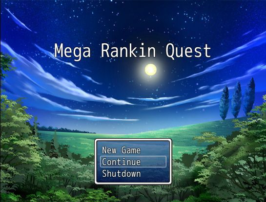 Vorschau Mega Rankin Quest - Bild 1