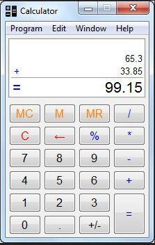 Vorschau Calculator - Bild 1