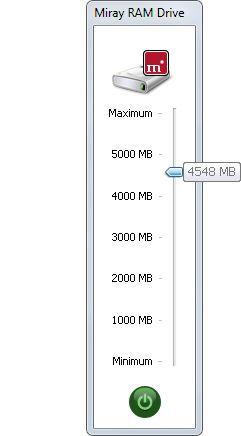 Vorschau Miray RAM Drive - Bild 1