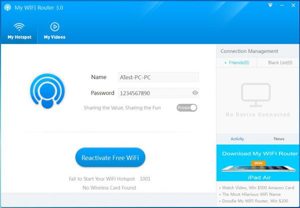 Vorschau My WIFI Router - Bild 1