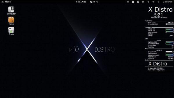 Vorschau X Distro - Bild 1