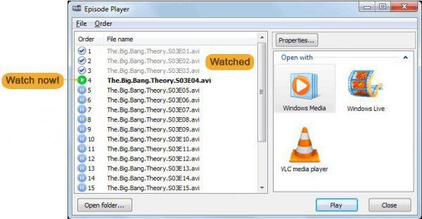 Vorschau EpisodePlayer - Bild 1