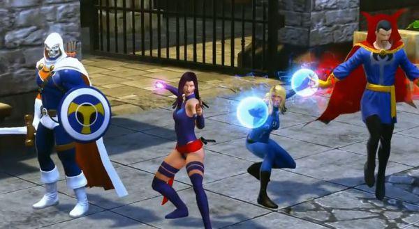 Vorschau Marvel Heroes Online - Bild 1