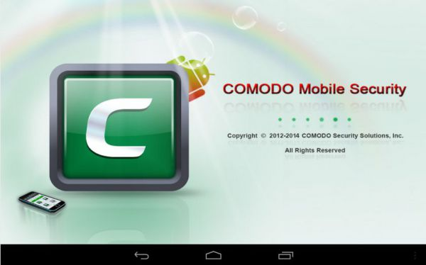 Vorschau Comodo Mobile Security for Android - Bild 1