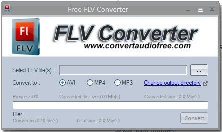 Vorschau Free FLV Converter pro - Bild 1