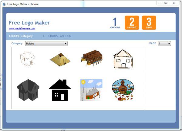 Vorschau Free Logo Maker - Bild 1