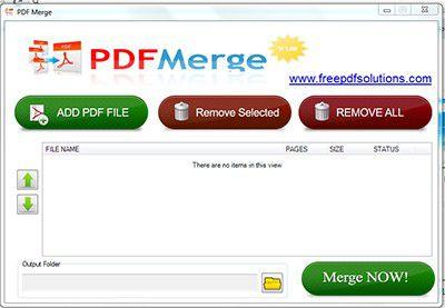 Vorschau PDFMerge - Bild 1