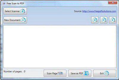 Vorschau Free Scan to PDF - Bild 1