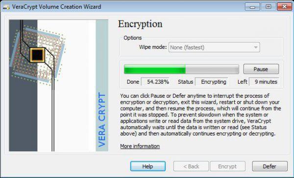 Vorschau Veracrypt - Bild 1