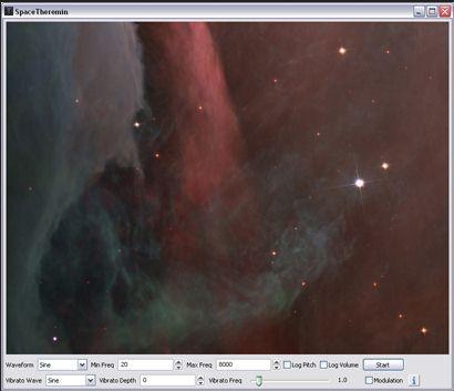 Vorschau SpaceTheremin - Bild 1