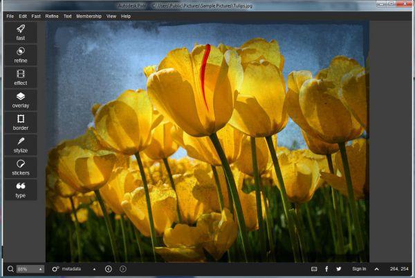Vorschau Pixlr Essentials Free - Bild 1