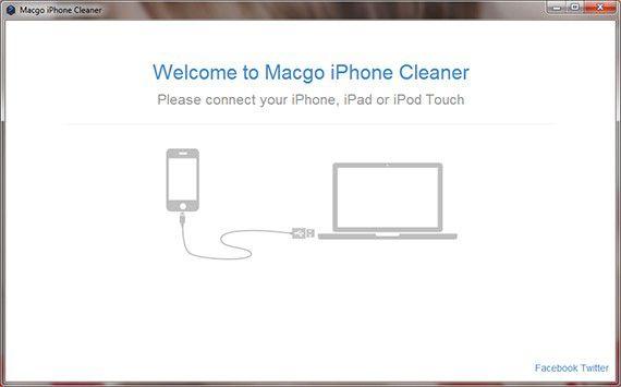 Vorschau Macgo iPhone Cleaner - Bild 1