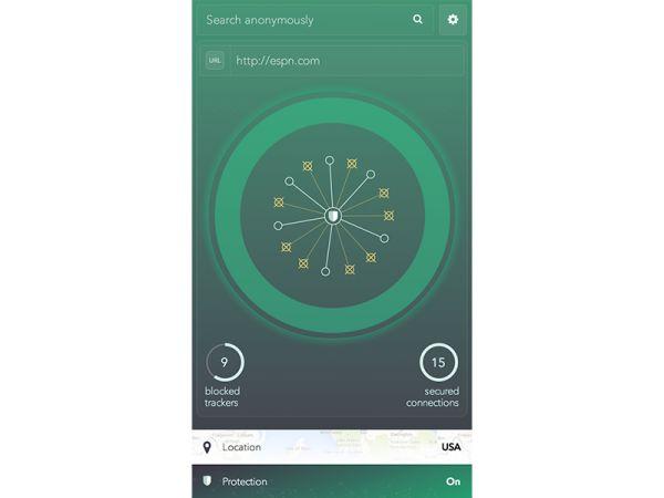 Vorschau Disconnect for iOS - Bild 1