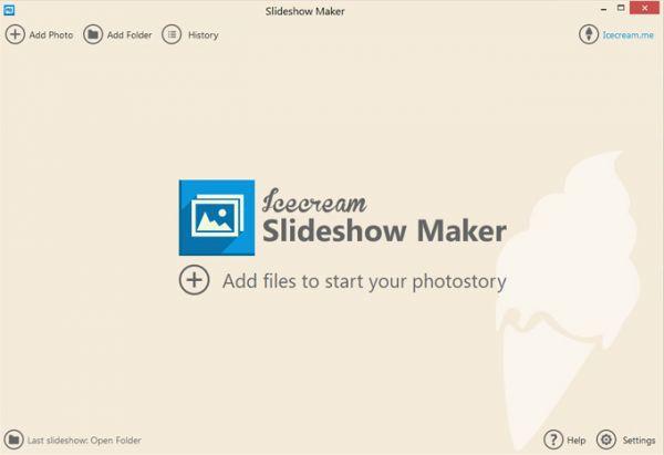 Vorschau Icecream Slideshow Maker - Bild 1