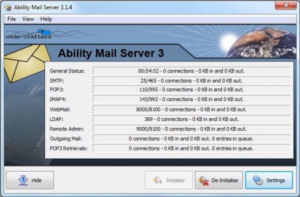 Vorschau Ability Mail Server - Bild 1