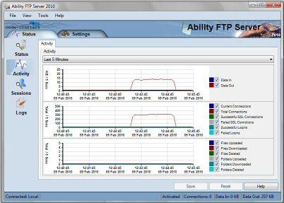 Vorschau Ability FTP Server - Bild 1