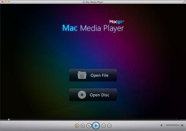 Vorschau Macgo Free Mac Media Player - Bild 1