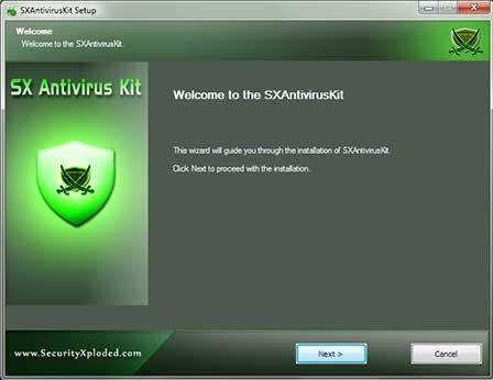 Vorschau SX Antivirus Kit - Bild 1